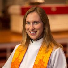 Rev. Sarah Teichmann