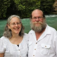 Rev. Deborah and Joe Troester